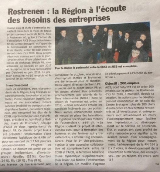 Breizh PR - Le Poher - 30 Novembre 2016